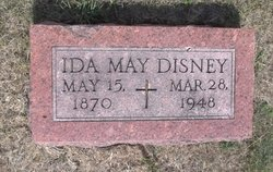 Ida May <i>Grubbs</i> Disney