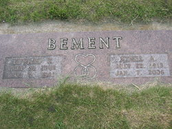 Ethel Ann <i>Starkey</i> Bement