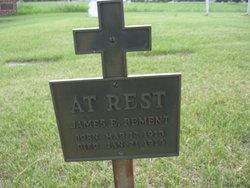 James Edwin Bement