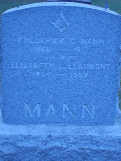 Elizabeth Luvan Lizzie <i>Learmont</i> Mann