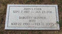 Dorothy <i>Skinner</i> Cook