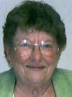 Shirley Irene <i>Mackie</i> Hurst
