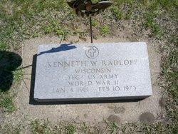 Kenneth W. Radloff