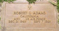 Robert L Bob Adams