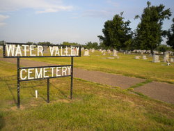 Water Valley Cemetery