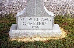 Saint William Catholic Cemetery