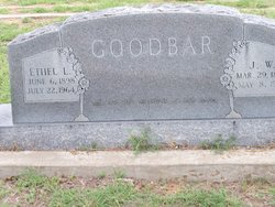 James W Goodbar