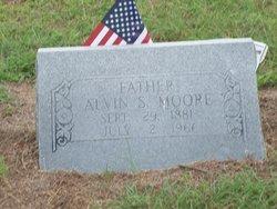 Alvin S Moore