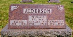 Truman E Alderson