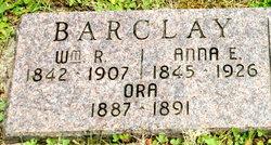 Ora Barclay