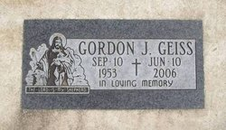 Gordon J. Geiss