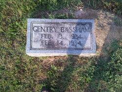 Gentry Bassham