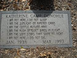 Katherine Hope Kathy <i>Camp</i> Donohue