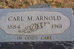 Carl Madison Arnold
