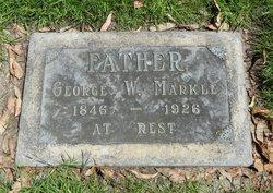 George Washington Markle