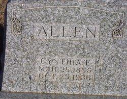 Cynthea E. Allen