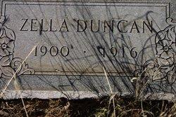 Zella Duncan