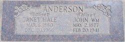 John William Anderson