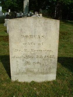 Dorcas <i>Coffin</i> Brewster
