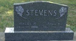 Paul W Stevens