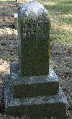 Francis Fannie <i>Hoyt</i> Alton