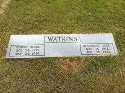 Corine <i>Blake</i> Watkins