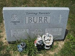 Arthur Virgil Burr