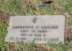 Lawrence Gordon Adkins
