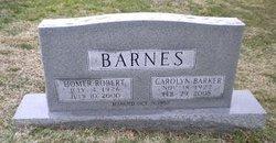 Carolyn Lorraine <i>Barker</i> Barnes