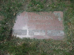 Gordon Olaves Allenson