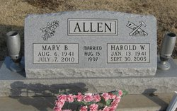 Mary Beth <i>Brown</i> Allen