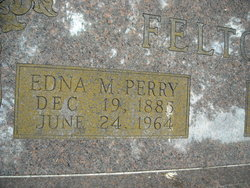 Edna Mable <i>Perry</i> Felton