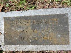 Henry Allen Barnett