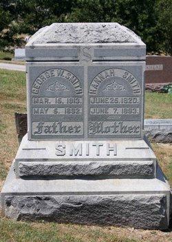 Hannah <i>Ashcraft</i> Smith