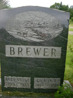 Gilman L Brewer