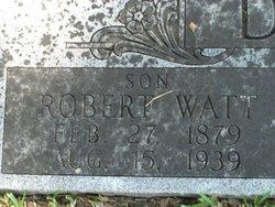 Robert Watt Dixon
