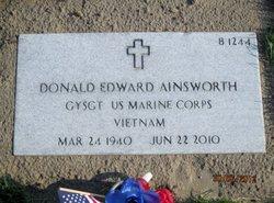 Donald Edward Ainsworth