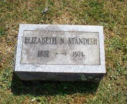 Elizabeth N. <i>McClurg</i> Standish