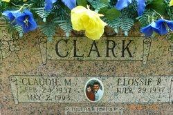 Claude M Clark