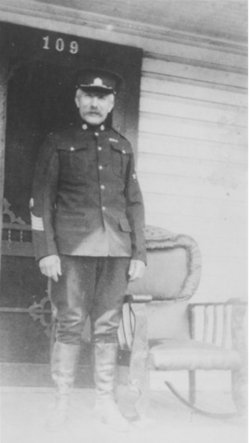 Sgt Alexander Smith Sandy Alexander