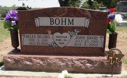 Helen Deloris <i>Bear</i> Bohm
