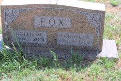 Richard Waller Dick Fox