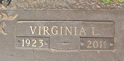 Virginia L. Ginney <i>Lau</i> Gardner