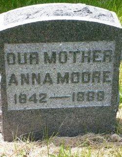 Anna <i>Martin</i> Moore
