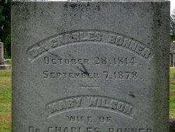 Dr Charles Bonner