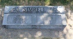 Cecilia V Simrell
