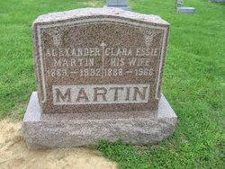 Clara Essie Martin