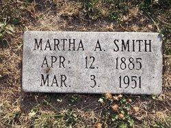 Martha Agnes <i>Jennings</i> Smith