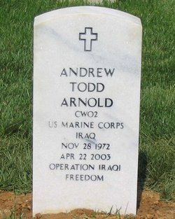Andrew Todd Arnold