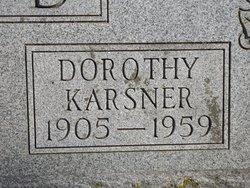 Dorothy <i>Karsner</i> Ard